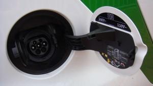 smart electric drive Steckdose