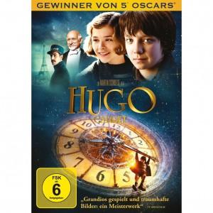 DVD Hugo Cabret