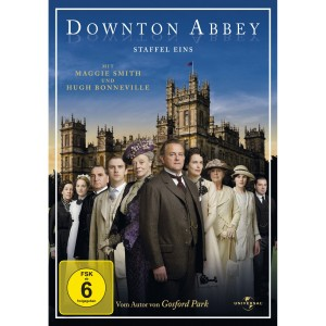 DVD Downton Abbey