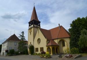 Evangelische Kirche Horbourg-Wihr